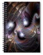 Nocturne For New Orleans Spiral Notebook