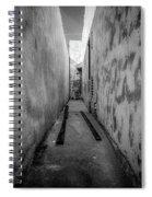 Noho Alleyway Spiral Notebook