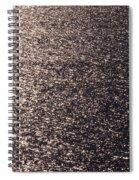 Noise Spiral Notebook