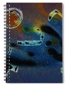Noize Spiral Notebook