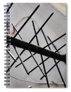 Nola Security 3 Spiral Notebook