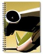 Non Stop Spiral Notebook