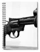 Non Violance Spiral Notebook