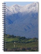 Nordhoff Ridge Spiral Notebook