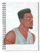 Norris Cole Spiral Notebook