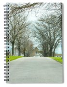 Norristown Farm Park Over The Rise Spiral Notebook