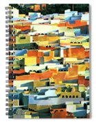 North African Townscape Spiral Notebook