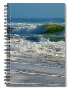 North Atlantic Splendor Spiral Notebook