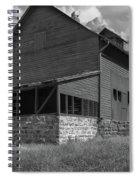 North Carolina Farm Spiral Notebook