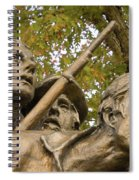 North Carolina Monument Spiral Notebook