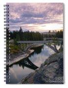 North Channel Bridge Spiral Notebook