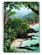 North Coast Tobago Spiral Notebook