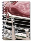 North Dakota Hudson Spiral Notebook