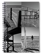 North End Moments Spiral Notebook