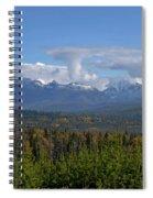 North Fork Autumn Spiral Notebook
