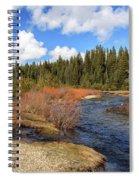 North Fork Deer Creek Spiral Notebook