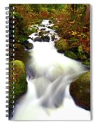 North Fork Of Wallace Spiral Notebook