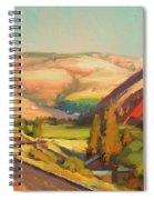 North Fork Touchet Spiral Notebook