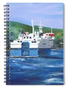 North Link - Stromness Spiral Notebook
