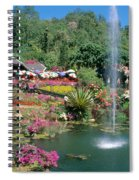 North Of Chiang Mai Spiral Notebook