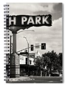 North Park San Diego Spiral Notebook