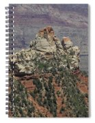 North Rim Rock Spiral Notebook