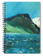 North Sea Spiral Notebook