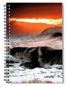 North Shore Spiral Notebook