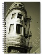 North Side Building Spiral Notebook