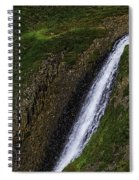 North Table Mountain Falls Spiral Notebook