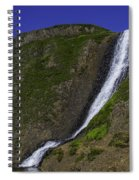 North Table Mountain Spring Falls Spiral Notebook