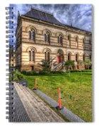 North Terrace Spiral Notebook