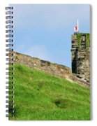 North Tower- Tutbury Castle Spiral Notebook
