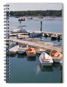 Northeast Harbor Maine Spiral Notebook