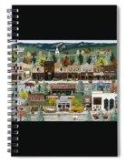 Northern Exposure Spiral Notebook