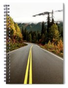 Northern Highway Yukon Spiral Notebook