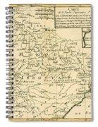 Northern India Spiral Notebook