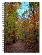 Northern Loop Trail Spiral Notebook