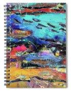 Northern Migration Spiral Notebook