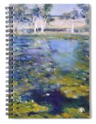 Northern New South Wales Australia 1995  Spiral Notebook