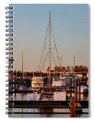 Northern Riverfront Spiral Notebook