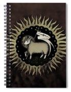 Northleach Wool Church Spiral Notebook