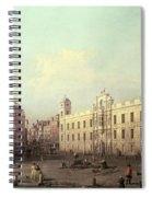 Northumberland House Spiral Notebook