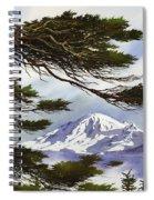 Northwest Majesty Spiral Notebook