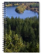 Northwest Splendor Spiral Notebook