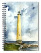 Northwood Lighthouse Spiral Notebook