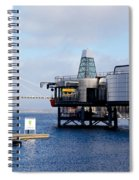 Norwegian Petroleum Museum Spiral Notebook