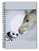 Nose 2 Nose Spiral Notebook