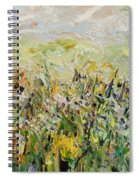 Nose Hill Spiral Notebook