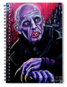 Nosferatu Spiral Notebook
